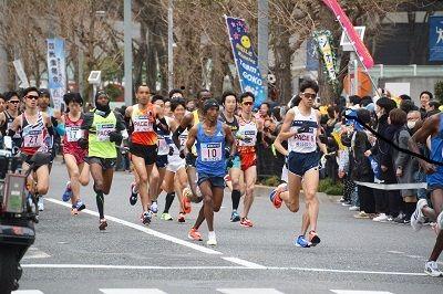 【日本語チューター】 京都マラソン2020の紹介(しょうかい)