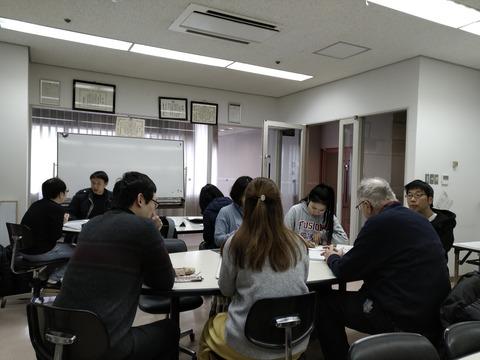 【日本語チューター】土曜クラスの紹介