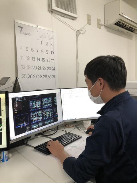 【日本語チューター】会社のなかま