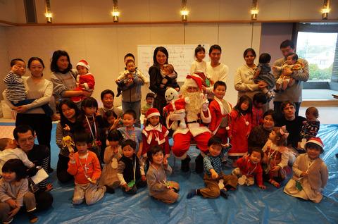 【ホッとチャット】12月21日(土)クリスマスおたのしみ会
