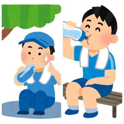 【日本語チューター】熱中症(ねっちゅうしょう)にならないために