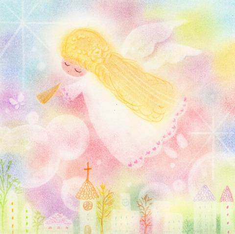 ゆるカワ天使201706