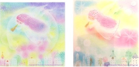 告知天使画2