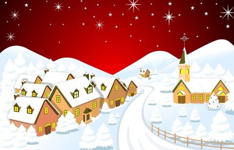 クリスマス 教会