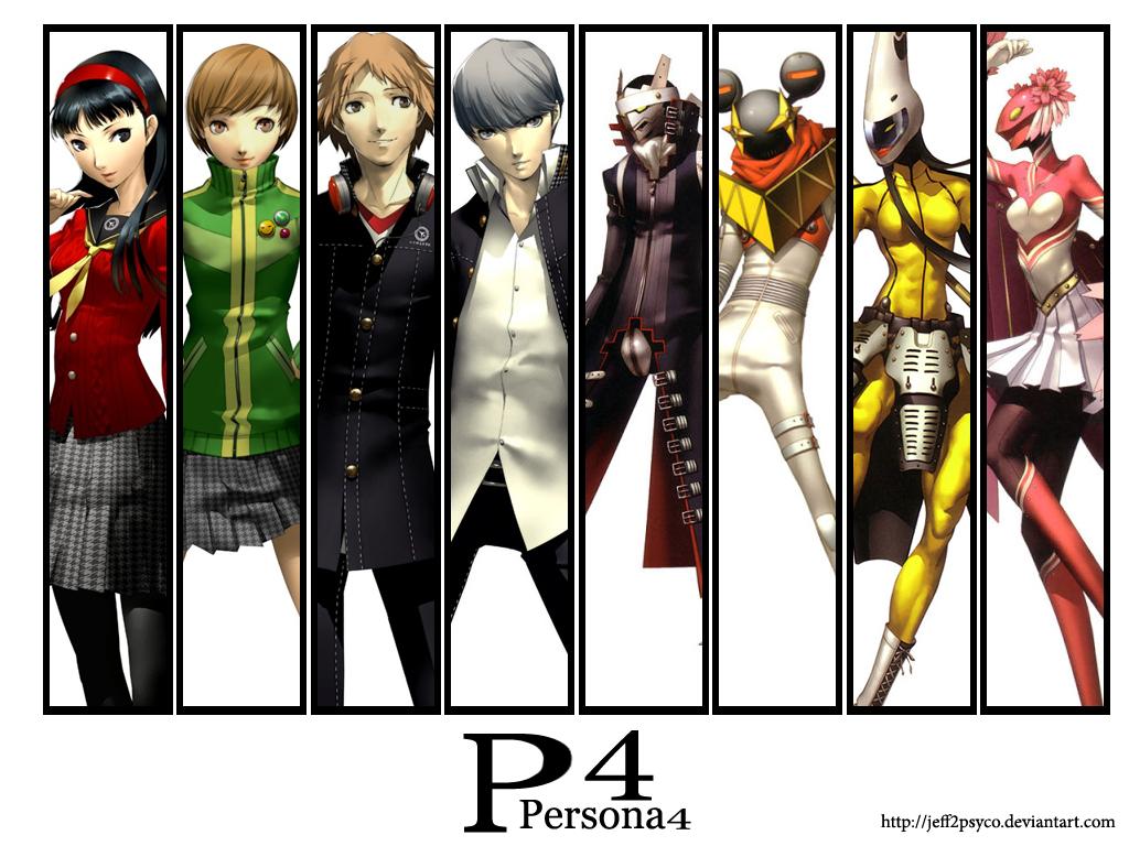 ペルソナ4 P4 の壁紙に使える画像 Persona4 naverまとめの