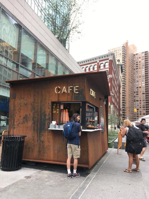 cafe steel