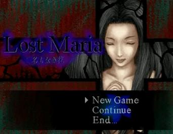 Lost Maria -名もなき花-