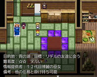 東方Project二次創作RPG