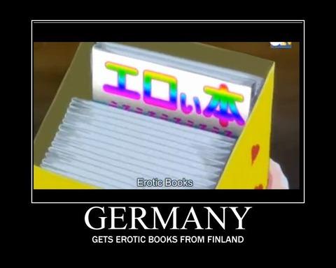 ドイツの本