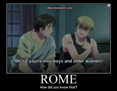 ローマじいちゃん