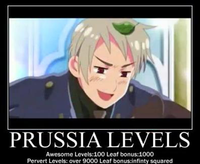 プロイセンのレベル