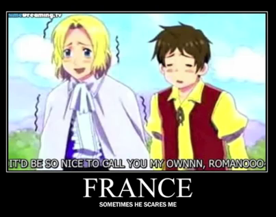 またフランス