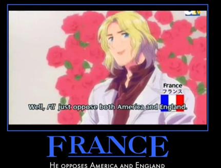 フランス反対