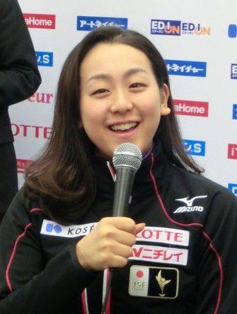 浅田真央選手記者会見
