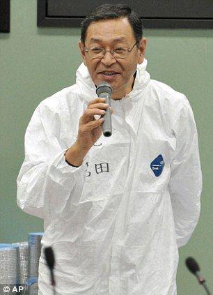 吉田昌郎所長