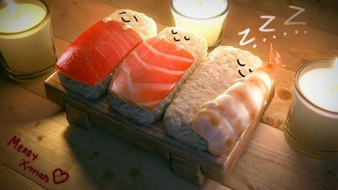 キャラ寿司