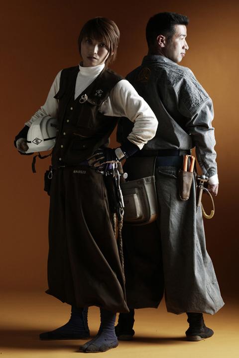 日本の作業服