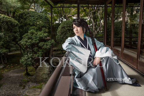 京都 花魁体験 新選組 写真 撮影