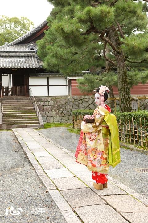 京都 舞妓体験 心-花雫- 祇園店