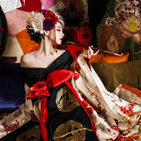 京都 舞妓体験/花魁体験 心-花雫- 祇園店