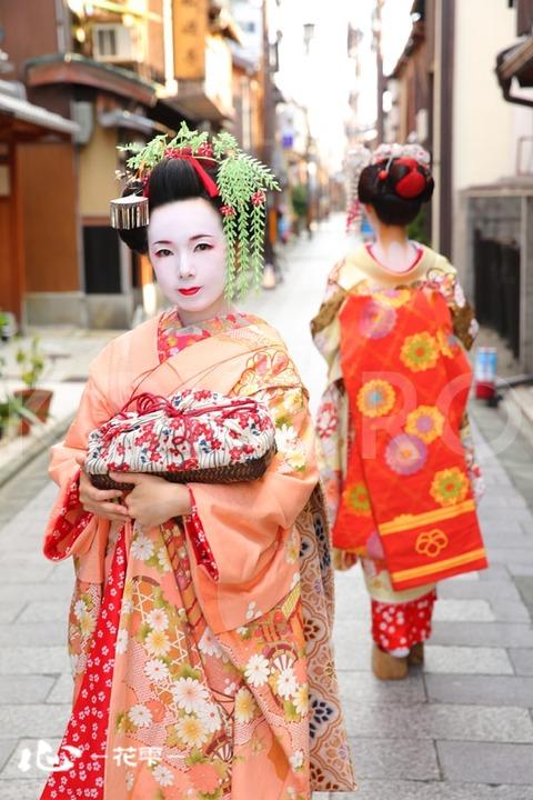 京都 舞妓体験/花魁体験 心-花雫-祇園店