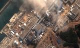 福島原発3号機の火災
