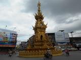 タイ クロックタワー チェンライ