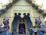 タイ ブルーテンプル
