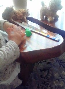 3歳児のマイブーム