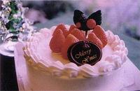 2011年 クリスマスケーキお休みします