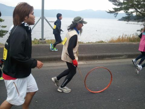 菜の花マラソン2012-12