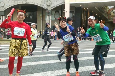 鹿児島マラソン1