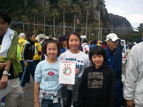 菜の花マラソン2012-3