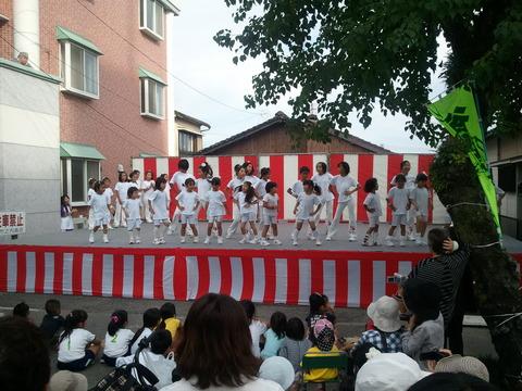 ふるさと祭り下松崎ステージ2