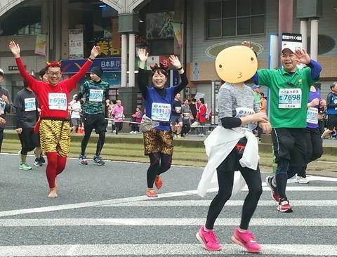鹿児島マラソン2