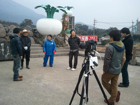 JR西日本ポスター撮影3