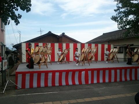 ふるさと祭り下松崎ステージ3