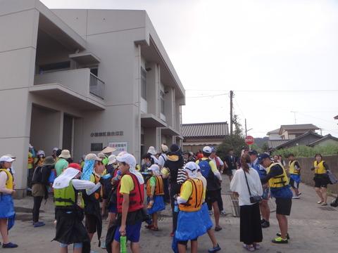 24年錦江湾横断カヌー9