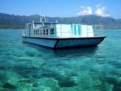ハワイ、海洋散骨