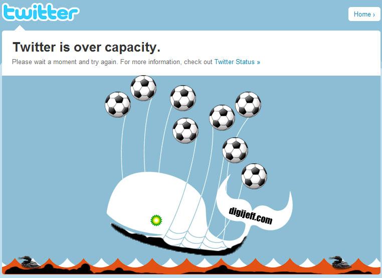 Fail Whale Soccer balls