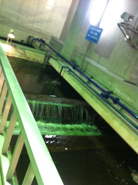 落合水再生センター 施設見学 74