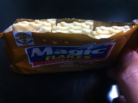 マジックフレークピーナッツバタークリーム63