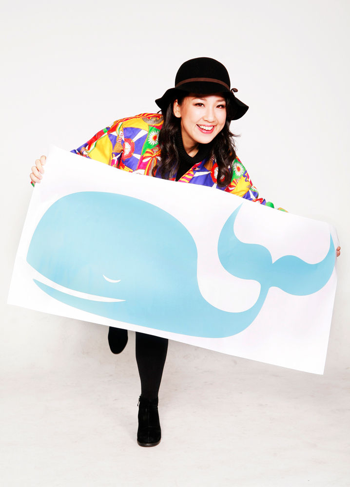 Yiying Lu and Lifting a Dreamer Whale