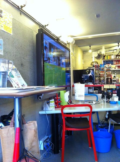 下北沢 コワーキングスペース オープンソースカフェ37
