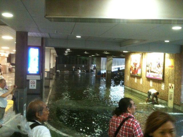 東京大雨5