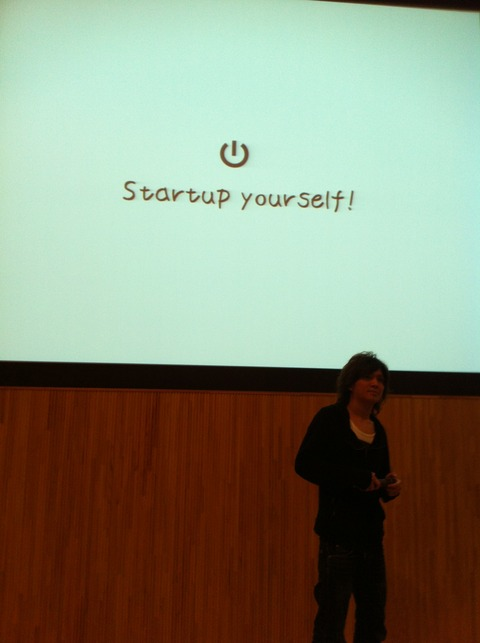Startup Yourself !