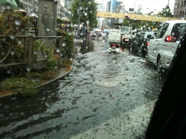 東京大雨11