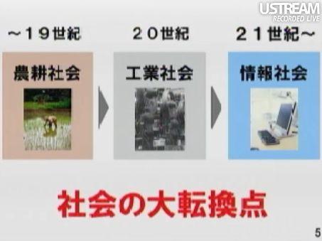 田原総一朗×孫正義 白熱対談スライド5