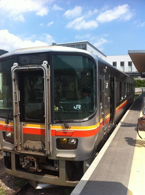 姫新線(姫路~佐用)88