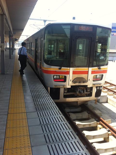 姫新線(姫路~佐用)60